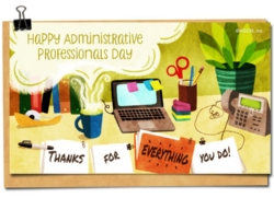 what day is administrative professional day